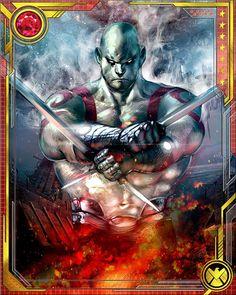 RPGOTG - [Cold Killer] Drax