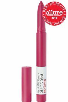 Lip Lifter Gloss with Hyaluronic Acid - Maybelline New York Crayon Lipstick, Maybelline Lipstick, Pink Lipsticks, Lipstick Shades, Lipstick Colors, Lip Colors, Maybelline Superstay, Long Wear Lipstick, Long Lasting Lipstick