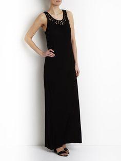 VIKLINK - MAXI DRESS, Black