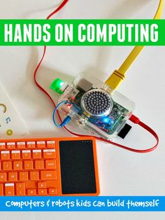 A great list of super cool kids coding tools that help children from pre-school to high school learn to program and start building their own hardware . (Cool Tech For Kids) Educational Activities For Kids, Preschool Science, Science For Kids, Science Activities, Science Projects, Science News, Science Experiments, Computer Coding, Computer Programming