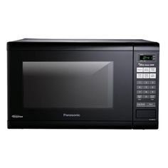 Panasonic 1.2 Cu. Ft. Countertop Microwave in Black