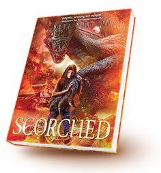Dragon Awesomeness - Scorched by Mari Mancusi  - http://bewitchedbookworms.com/2013/08/scorched-by-mari-mancusi.html