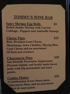 Photo of Tommy's Wine Bar - New Orleans, LA, United States
