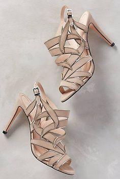 I can't stop! It's a sickness...... Malanie Heels