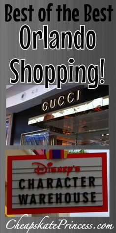 The Best of the BEST Orlando and Disney World Shopping including Disney Springs Orlando Shopping, Shopping Hacks, Orlando Disneyworld, Disney Shopping, Orlando Travel, Disneyland, Disney World Tips And Tricks, Disney Tips, Disney Fun