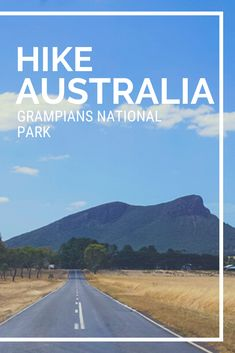 Grampians National Park is beautiful and most famous for its massive sandstones ridges that reach more than feet tall. Not doing a hike, round this part of Australia was not an option. Read on to find out about good hiking trails. Melbourne, Sydney, Slow Travel, Travel Plan, Travel Ideas, Travel Tips, New Year Fireworks, Australia Travel Guide, Aboriginal Artwork