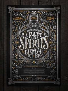 craft spirits carnival. joel felix.