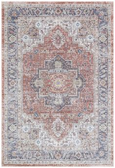 Classic Rugs, Modern Traditional, Border Design, Blue Accents, Persian Rug, Woven Rug, Oriental Rug, Colorful Rugs, Bohemian Rug