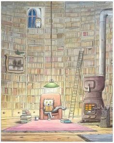 Erwin Moser Book Nooks, Children's Book Illustration, Painting & Drawing, Childrens Books, Illustrators, Art For Kids, Cute Animals, Tattoo Inspiration, Drawings