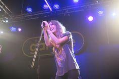 Rambles of a Impatient Girl: Tyler Hilton + Kate Voegele   Glasgow Garage   Rev...