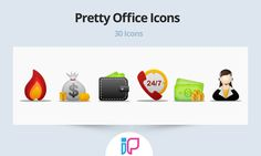 Pretty Office Icons http://www.iconspedia.com/pack/pretty-office-part-11-icons-4256/