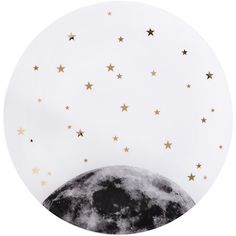 Lollipop Moon Platter With Star Cutter (90 BRL) found on Polyvore featuring home, kitchen & dining, serveware, fillers, backgrounds, circles, decor, pictures, embellishments and text