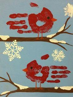 36 Handprint Craft Ideas >Christmas or autumn bird handprint art. gross and fine motor skills:>Christmas or autumn bird handprint art. gross and fine motor skills: Kids Crafts, Crafts To Do, Preschool Crafts, Arts And Crafts, Crafts With Babies, Autumn Art Ideas For Kids, Daycare Crafts, Card Crafts, Tree Crafts