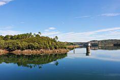 Barragem de Castelo Bode