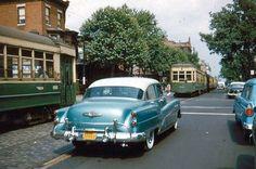 Lehigh Avenue, not far from Connie Mac Stadium (Philadelphia)