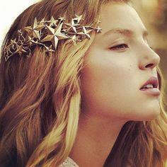Love it! @officialrodarte #rodarte, #accessories, #hairaccessories, #stars - @daria_kunilovskaya- #webstagram
