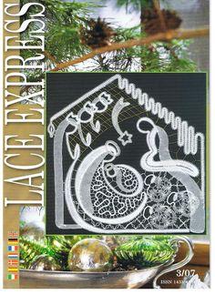 Revistas Lace Express 3/07 y 1/09 - maura cardenas - Álbumes web de Picasa