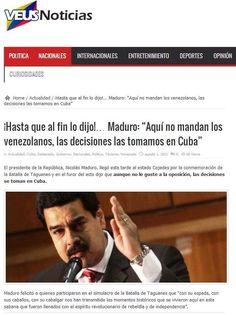 Para los colombianos que aún creen en Santos,y los Chavistas que creen que tienen Patria!! pic.twitter.com/7MxMSHItRV