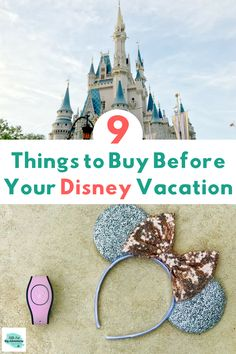 Disney World Packing List   Things To Buy BEFORE Visiting Disney World