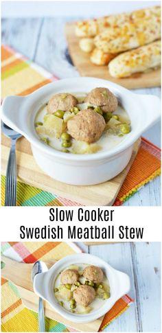 Slow Cooker Swedish