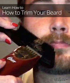 Learn the most classic and popular styles of beard! This lesson demonstrates how to achieve each beard style (the natural, classic, and urban beards and the Van Dyke). The Wise Sage Great Beards, Awesome Beards, Bart Styles, Trimming Your Beard, Beard Tips, Beard Game, Sexy Beard, Beard Growth, Man Stuff