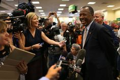 Crazy Eddie's Motie News: Examiner.com article on Carson leading Clinton and...