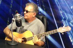 "FOTOS (15) + VÍDEO - Álvaro Assmar - Rádio Tudo FM - Lançamento Cd ""THE OLD ROAD"" - Salvador-Bahia-Brasil (19-09-2014)"
