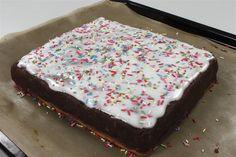 Danish Dessert, Danish Food, Scandinavian Food, Bread Cake, Some Recipe, Christmas Goodies, Chocolate Ganache, Cake Decorating, Sweet Tooth