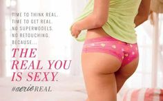 Aerie Lingerie Ads Ditch Photoshop for the 'Real You.'