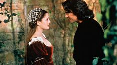 Ever-After-A-Cinderella-Story-DI.jpg = Drew Barrymore as Danielle de Barbarac aka Cinderella, Dougray Scott as the prince, Prince Henry Best Rom Coms, Dougray Scott, A Cinderella Story, Classic Fairy Tales, Prince Henry, Chick Flicks, Drew Barrymore, Historical Costume, Ever After