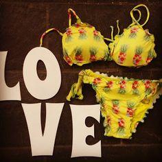 Bulla Carpaneto #bikini #ananas #pineapple #summer #love #shopping #shoponline…