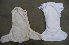 "Sunning diapers IN THE RAIN for stain removal. Amazing photos from an Oregon mom. It takes longer, and you have to wash them twice, but this proves it CAN be done - ""sunning"" cloth diapers in the RAIN - remove stains without bleach, and for FREE!"
