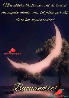 Immagini per Buonanotte amici Whatsapp - Pocopagare.com Good Morning Good Night, Facebook, Love, Positano, Video, Art Nouveau, Disney, Messages, Frases