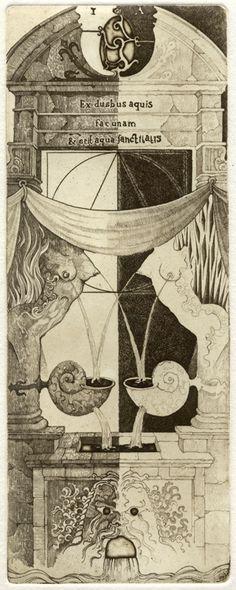 Iona Tarot, la temperanza -- If you love Tarot, visit me at www.WhiteRabbitTarot.com