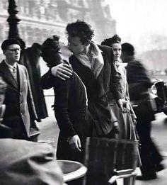 Robert Doisneau - Je t'aime!