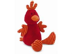 SMALL RATTILY ROOSTER By Jellycat London (NEW) - SALE! #JELLYCAT