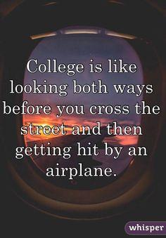 Ideas Funny School Quotes Humor College Life For 2019 School Quotes, School Humor, Funny School, Hate School, Life Quotes To Live By, Funny Quotes About Life, Funny Life, Funny Quotes About College, College Memes