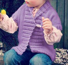 shawl collared cardigan crochetkit from becraftsy via jessieathome