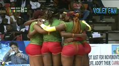 CAMEROON V EGYPT  2016 WOMEN´S AFRICAN OLYMPIC QUALIFIER