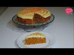 Σκανδιναβικό καροτοκέικ - Scandinavian carrots cake - YouTube Carrots Cake, Amazing Cakes, Family Meals, Pudding, Make It Yourself, Kitchen, Youtube, Desserts, Recipes