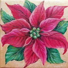 35 Best Winter & Christmas Acrylic Painting Tutorials ...