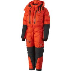 Mountain Hardwear Absolute Zero Down Suit - Men's Mode Au Ski, Mountain Gear, Mountain Equipment, Mountain Climbing, Rock Climbing, Monte Everest, Nylons, Scouts, Down Suit