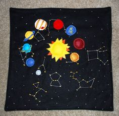 1000 images about space crafting on pinterest space for Space shuttle quilt
