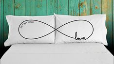 Check out this item in my Etsy shop https://www.etsy.com/listing/223325281/couples-pillow-cases-mr-and-mrs