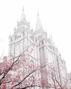 New Salt Lake Temple Artwork!