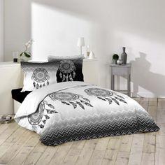 Les Ateliers du Linge Taies doreiller Parure de lit avec Housse de Couette Parure de lit Haut de Gamme Housse de Couette 240 x 220 Pink Sioux Parure de lit Parure de lit 100/% Coton