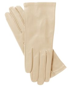 8fa24745e Women's Italian Silk Lined Leather Gloves By Fratelli Orsini | Free USA  Shipping at Leather Gloves