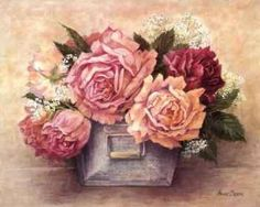 Shades of Roses II