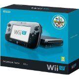 Wii U Console Premium Pack Black + Nintendo Land Nintendo Wii U Console, Nintendo 3ds, Nintendo Consoles, Kids Gifts, Gifts For Dad, Freebies Uk, Wii U Games, Super Mario 3d, Classic Board Games