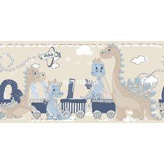 Bim Bum Bam – Rasch-Textil Vliestapete – Tapeten Nr. 002273 in den Farben beige, creme, blau jetzt bei TapetenMax® ✔ Schnelle Lieferung ✔ Kostenloser Versand ab 50€